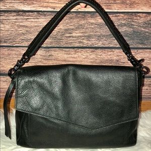 Botkier Pebble Leather Cobble Hill Hobo Purse Bag